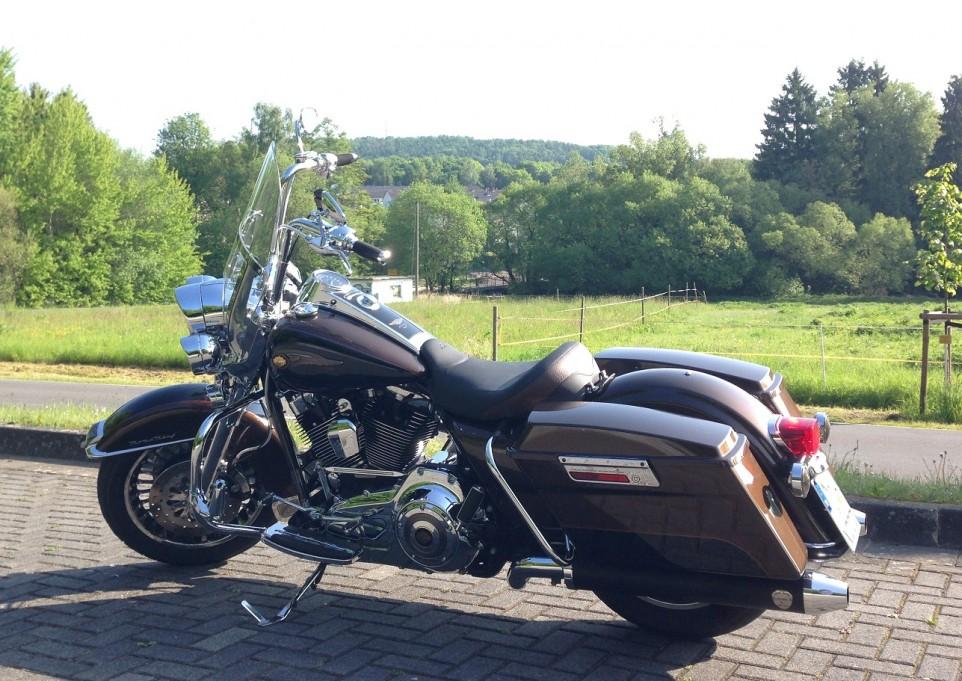 Video Harley Davidson Road King Classic  Modele