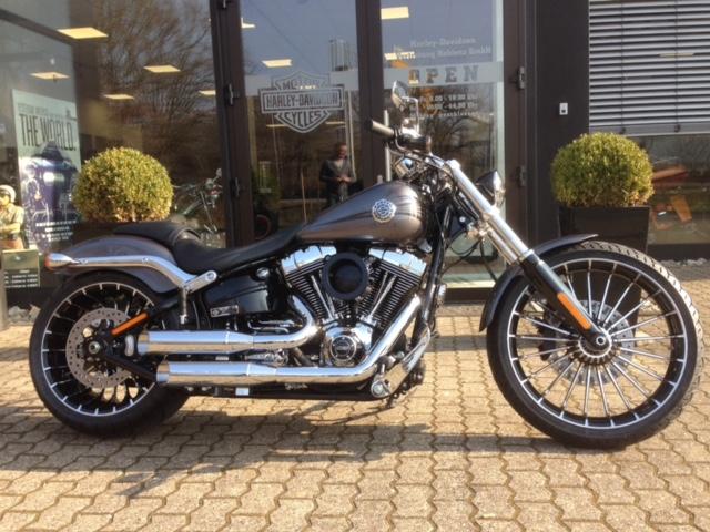 Harley Davidson Softail Slim Sitzbank