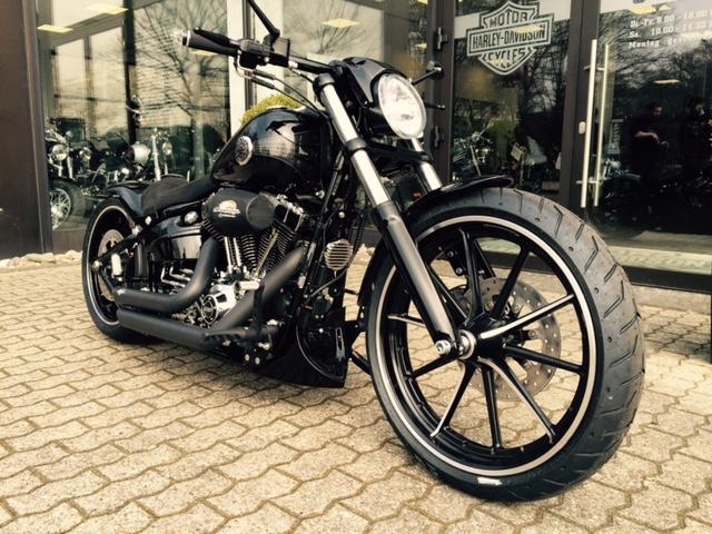 Harley Davidson Deluxe >> Harley Davidson Koblenz - FLSTS Springer Classic Vintage