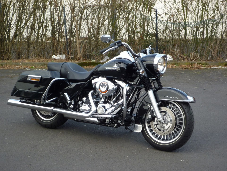 How To Service A Harley Davidson Road King