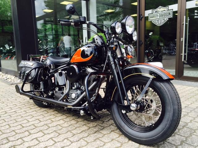 Softail Fatboy Harley Davidson